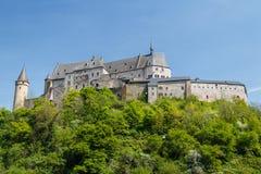 Medieval castle in Vianden Stock Image