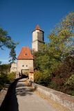 Medieval castle Zvikov Royalty Free Stock Photo