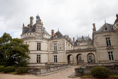 Medieval castles of Loire valley - Le-Lude Royalty Free Stock Image