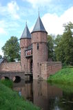 Medieval Castletowers of  'De Haar' Royalty Free Stock Photography