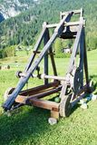 Medieval catapult Stock Images