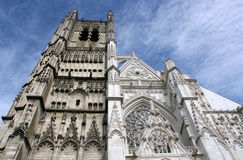 Medieval cathedral Royalty Free Stock Photos