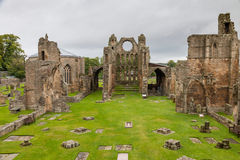 Medieval Cathedral of Elgin Royalty Free Stock Photography
