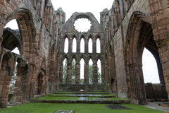 Medieval Cathedral of Elgin Royalty Free Stock Photos