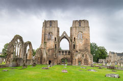 Medieval Cathedral of Elgin Royalty Free Stock Photo