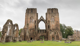 Medieval Cathedral of Elgin Royalty Free Stock Image
