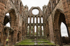 Medieval Cathedral of Elgin Royalty Free Stock Images