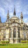 Medieval cathedral in Reims Royalty Free Stock Images