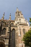 Medieval Cathedral of Ulm, in Southern Germany Royalty Free Stock Image