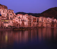 Medieval Cefalu Royalty Free Stock Images