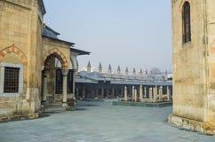 The medieval cemetery in Konya Stock Image