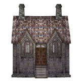 Medieval chapel Royalty Free Stock Photo