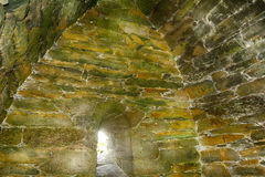 Medieval christian oratory, Gallarus, Ireland Royalty Free Stock Images