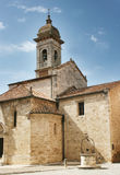 Medieval Church Stock Photography