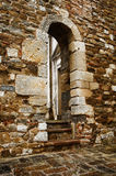 Medieval church Royalty Free Stock Images