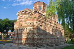 Medieval church in Bulgaria Royalty Free Stock Image