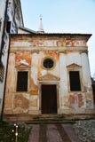 Medieval church in Conegliano Veneto, Treviso, Italy. Medieval church and architecture in Conegliano Veneto, Treviso province, north Italy Stock Images