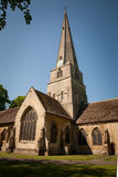 Medieval Church of England Church Building Royalty Free Stock Photography