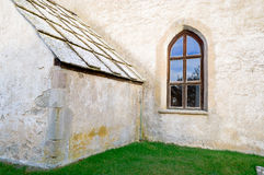 Medieval church Royalty Free Stock Photo