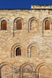 The medieval church of the magione, palermo Royalty Free Stock Image
