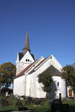 Medieval church, Norway Stock Photo
