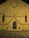 Medieval church at Rhodes Stock Photo
