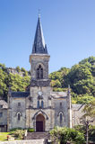 Medieval church Stock Images