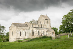 Medieval church Stock Image
