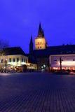 Medieval church St. Victordom, old town Xanten Stock Photos