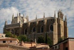 Medieval church in Toledo, Spain Royalty Free Stock Photo