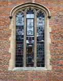 Medieval Church Windows Stock Photos