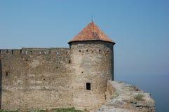 Medieval citadel near Odessa, Stock Image