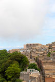 Medieval city of erice Royalty Free Stock Images