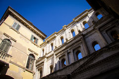Medieval city gate, Verona Royalty Free Stock Photo