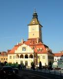 Medieval City Hall of Brasov, Transilvania Stock Photos