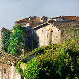 Medieval  City Stock Photography