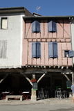 Medieval city of Mirepoix Royalty Free Stock Image