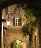 Medieval city of Rhodes in Greece. Medieval city of Rhodes island in Greece Stock Images
