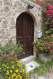 Medieval city of Rhodes island, Greece Stock Photos