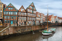 Medieval city Stadt, Germany Royalty Free Stock Image