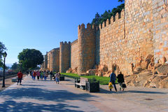 Medieval city Toledo. Royalty Free Stock Images