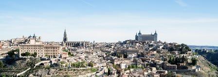 Medieval city of Toledo Stock Photos
