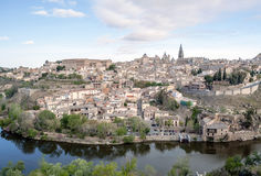 Medieval city of Toledo Royalty Free Stock Image