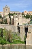 Medieval city Toledo, Spain Royalty Free Stock Photo