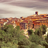 Medieval City Royalty Free Stock Photo