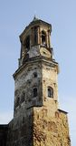Medieval Clock Tower Royalty Free Stock Images