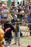 Medieval Combat Stock Photography