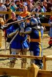 Medieval Combat Stock Image