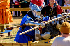 Medieval Combat Royalty Free Stock Photos