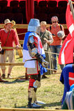 Medieval Combat Royalty Free Stock Images